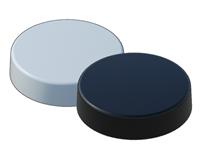 Round Flat Piling Caps