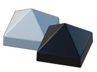 Square Cone Piling Caps